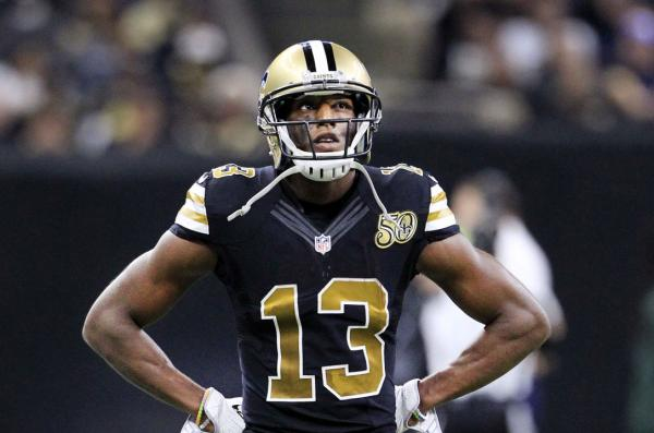Fantasy-Football-New-Orleans-Saints-Michael-Thomas-absent-from-injury-report